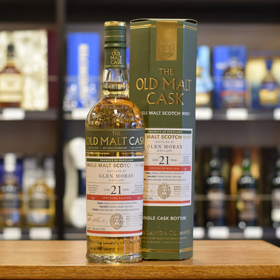 Glen Moray 'Old Malt Cask' 1997 / 21 years old 50%
