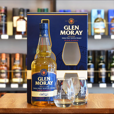 Glen Moray 'Classic' Gift pack 40%