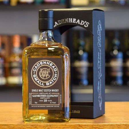 Glenrothes 'Cadenhead' 2001 / 18 years old 51.1%