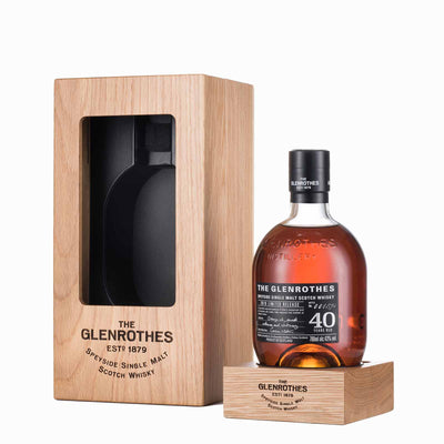 Glenrothes 40 years old
