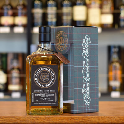 Glenrothes 'Cadenhead' 1996 / 20 years old 51.3%