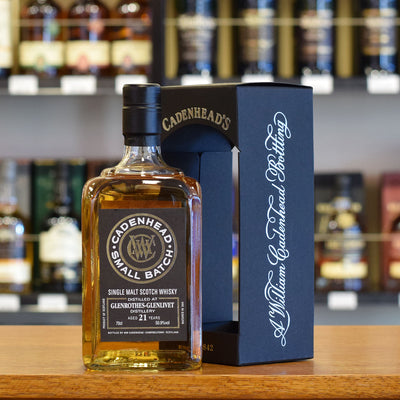 Glenrothes - Glenlivet 'Cadenhead' 1996 / 21 years old 50.9%