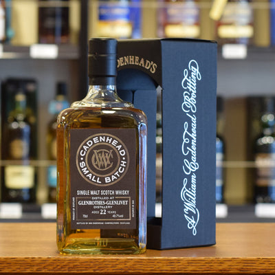 Glenrothes 'Cadenhead' 1996 / 22 years old 49.7%