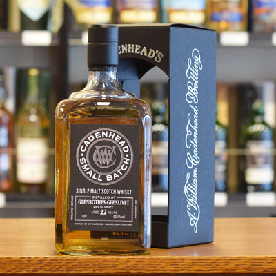 Glenrothes 'Cadenhead' 1996 / 22 years old 50.1%