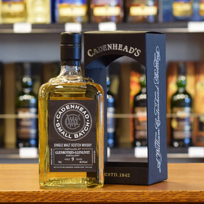 Glenrothes 'Cadenhead' 2009 / 9 years old 65.3%