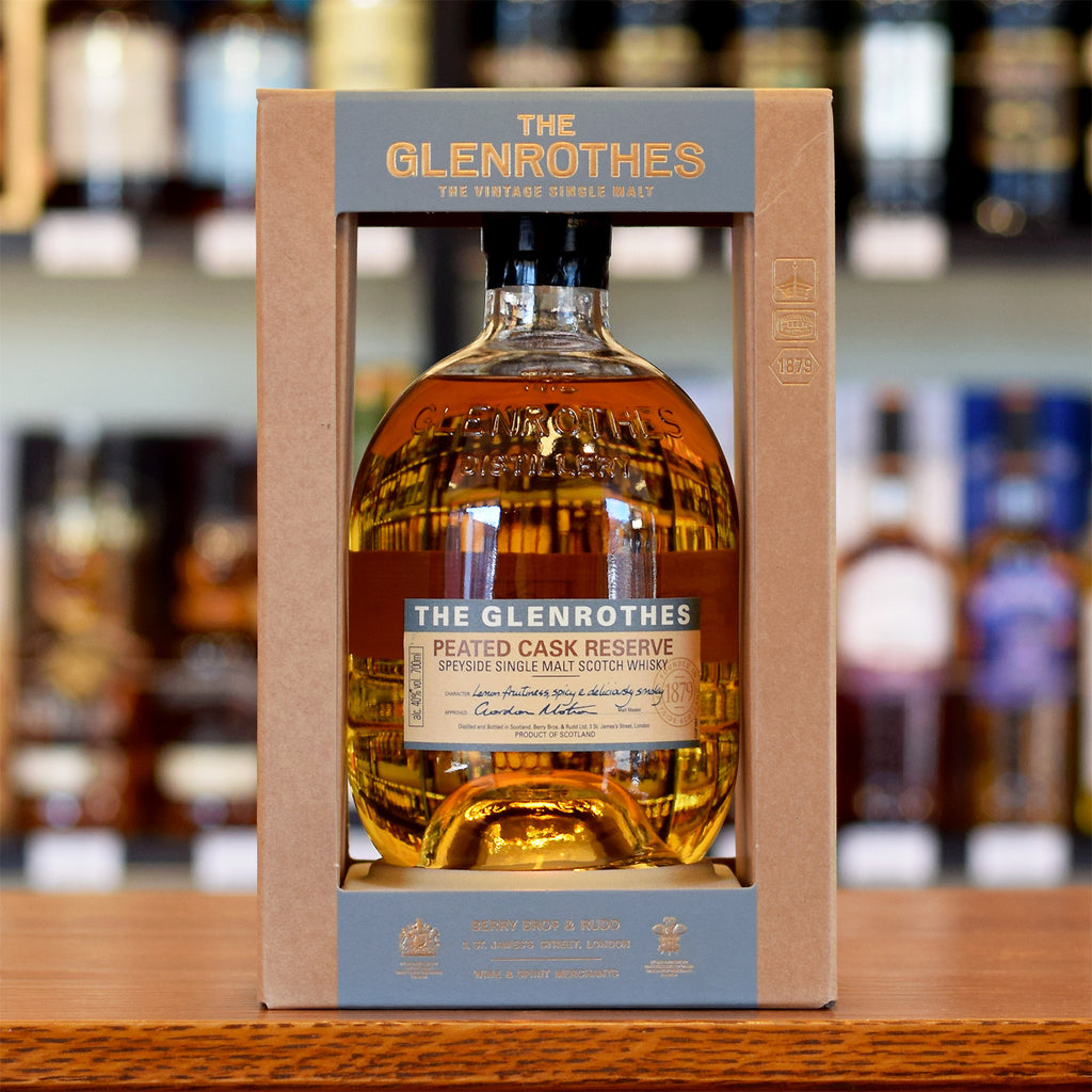 Glenrothes 'Peated Cask Reserve' 40%