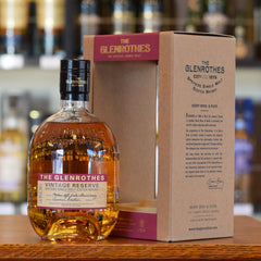 photo of Glenrothes 'Vintage Reserve' 40%