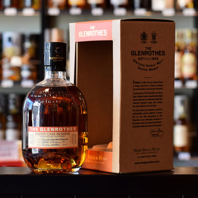 Glenrothes 'Sherry Cask' 40%