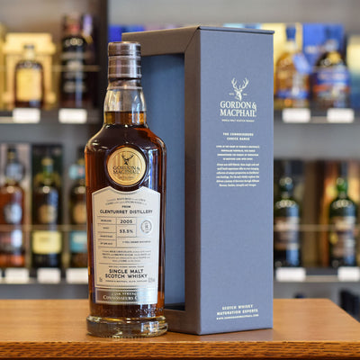Glenturret 'Gordon & MacPhail' 2005 / 14 years old 53.5%