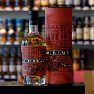 Great King Street 'Glasgow Blend' 43% 500ml