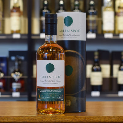 Green Spot Irish Whiskey 40%