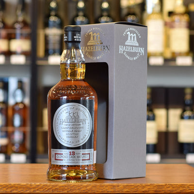 Hazelburn 'Sherry Wood' 13 years old 47.1%