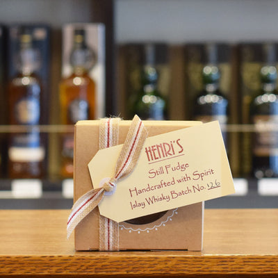 Henri's Still Whisky Fudge