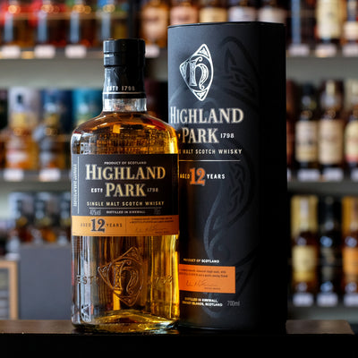 Highland Park 12 years old 40%