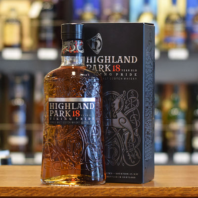Highland Park 18 years old 43%