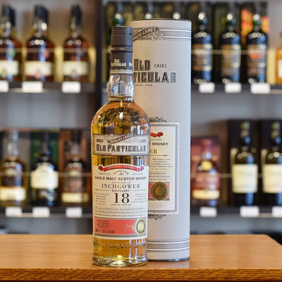 Inchgower 'Old Particular' 1999 / 18 years old 48.4%