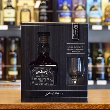 Jack Daniel's 'Single Barrel' gift pack