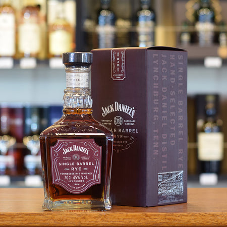 Jack Daniel's Single Barrel Rye 45%