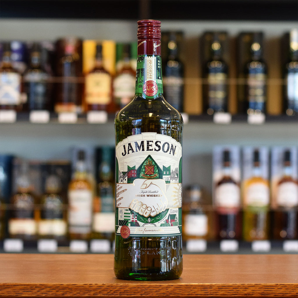 Jameson 'Paddy's Day 2017' 40% 1 Litre