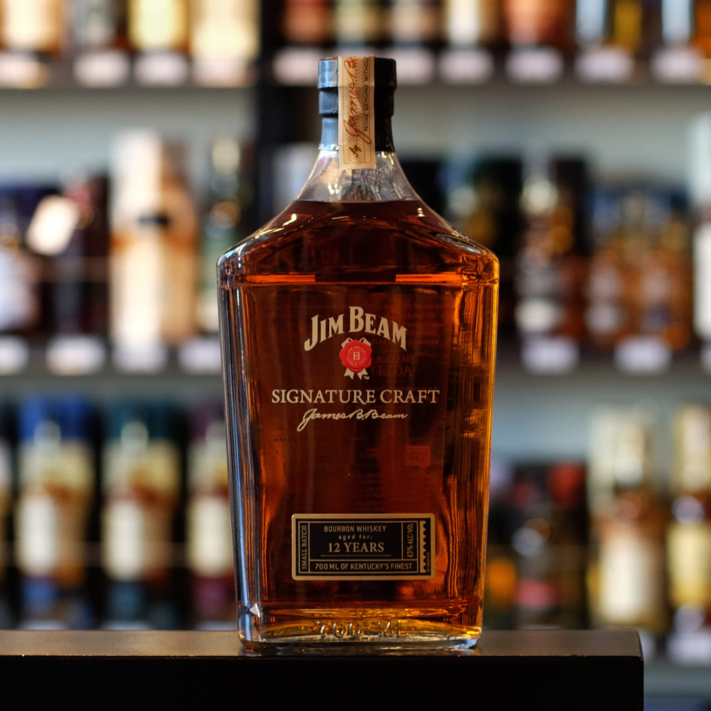 Jim Beam 'Signature Craft' 12 years old 43%