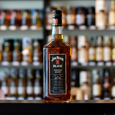 Jim Beam 'Black Label' 43% 1 Litre