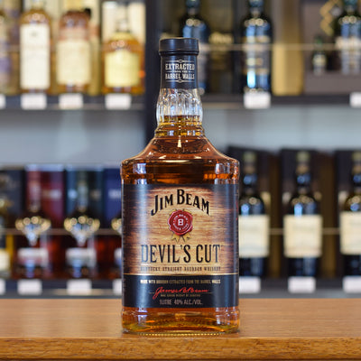 Jim Beam 'Devil's Cut' 45% 1 Litre