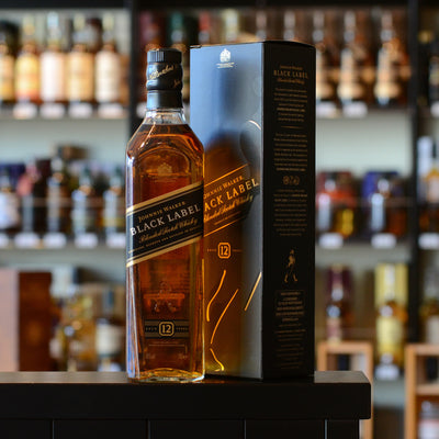 Johnnie Walker Black 700ml 40%