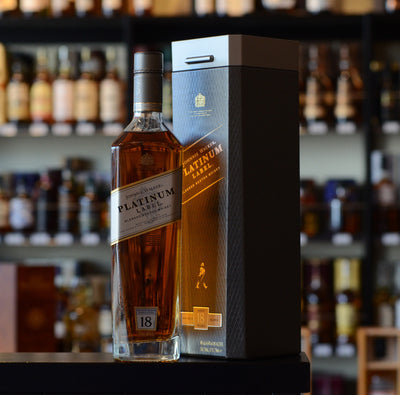 Johnnie Walker 'Platinum' 40% 750ml