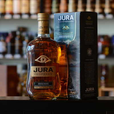 Isle of Jura 'Prophecy' Heavily Peated 43%