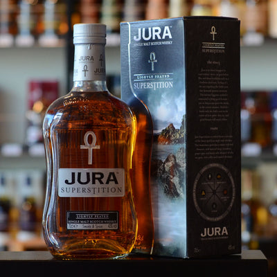 Isle of Jura 'Superstition' 43%