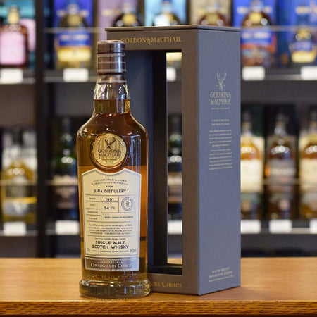 Jura 'Gordon & MacPhail' 1991 / 27 years old 54.1%