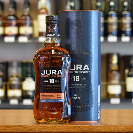Isle of Jura 18 years old 44%