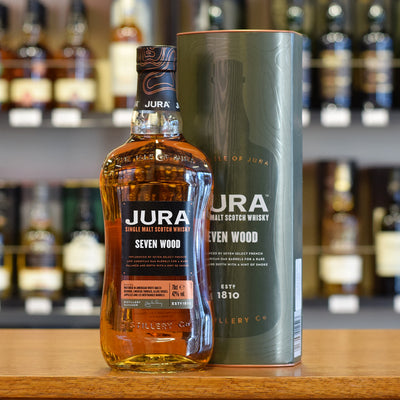Isle of Jura 'Seven Wood' 42%