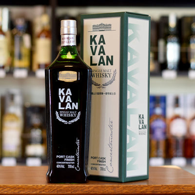Kavalan Port Cask Finish 40%