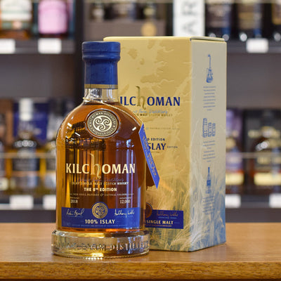 Kilchoman '100% Islay' 8th Edition 50%
