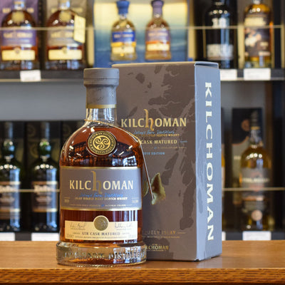 Kilchoman 'STR Cask Matured' 50%