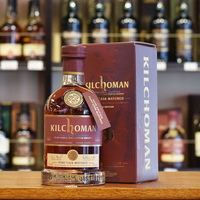 Kilchoman 'Port Cask Matured' 2018 Release 50%