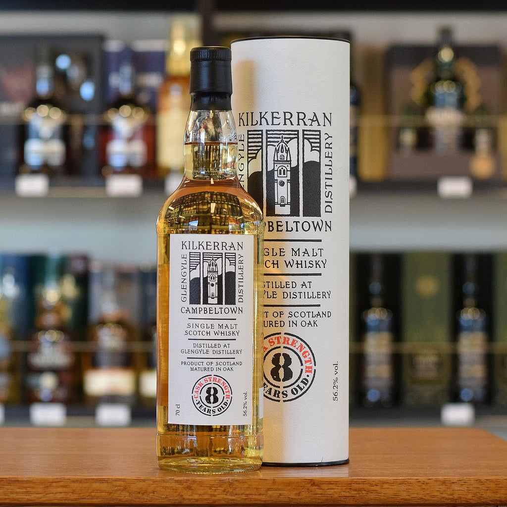 Kilkerran 'Cask Strength' 8 years old 56.2%