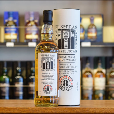 Kilkerran 'Cask Strength' 8 years old 56.5%