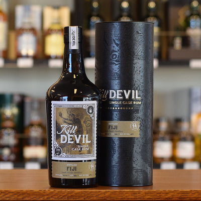 Kill Devil Rum Fiji (South Pacific) 14 years old 46%