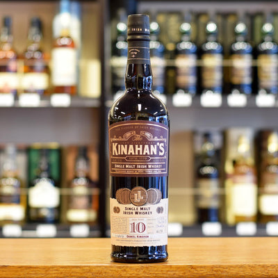 Kinahan's 10 years old 46%
