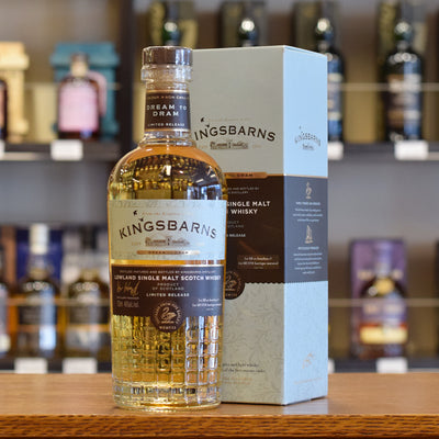 Kingsbarns Dream to Dram 46%