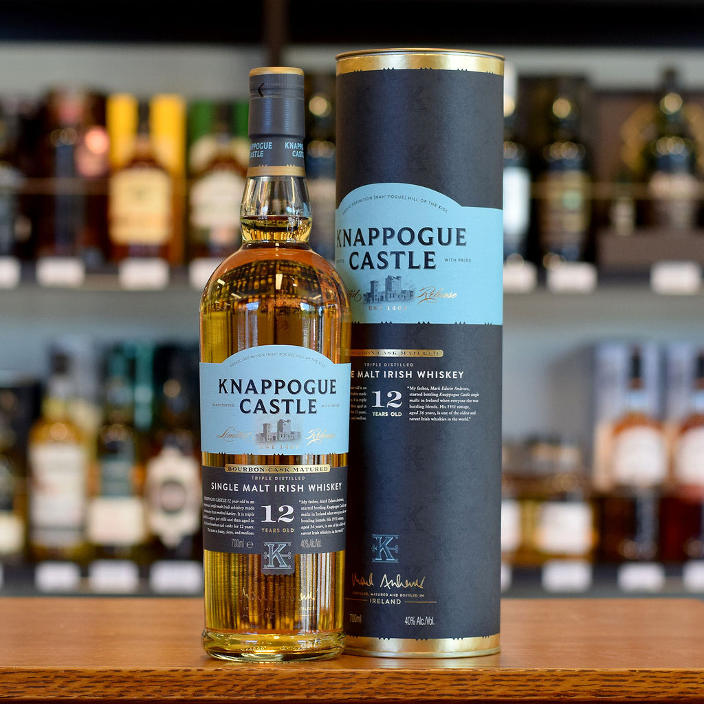 Knappogue Castle 12 years old 40%