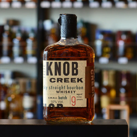 Knob Creek Bourbon 9 years old 50%