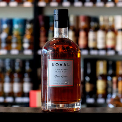 Koval Single Barrel Four Grain Whisky 47%