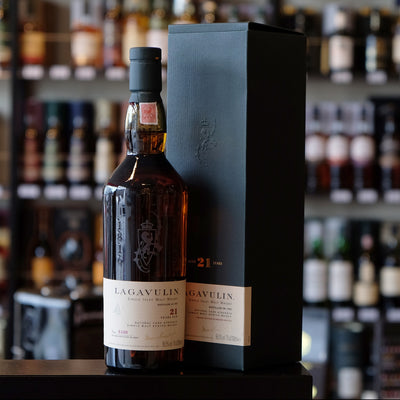 Lagavulin 21 years old 56.5%