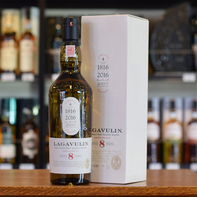 Lagavulin '200th Anniversary' 8 years old 48%