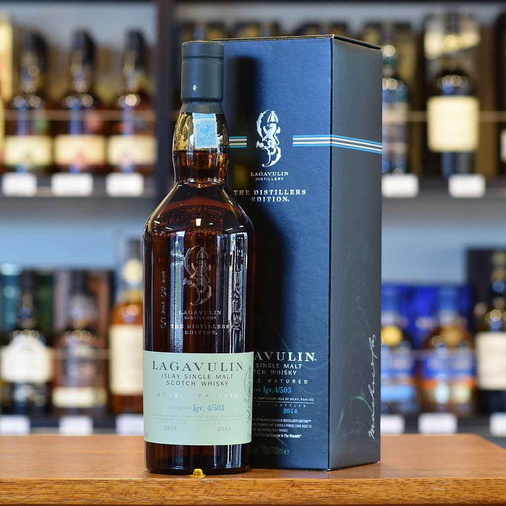 Lagavulin 'Distillers Edition' 1998 / 16 years old 43%