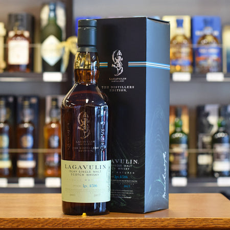 Lagavulin 'Distillers Edition' 2001 / 2017 43%