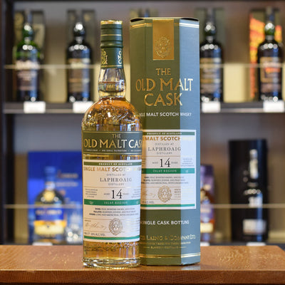 Laphroaig 'Old Malt Cask' 2004 / 14 years old 50%